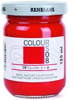 Akrylová barva Colours 110ml – 37 barev