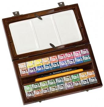 Dárková sada akvarelových barev Renesans 36ks