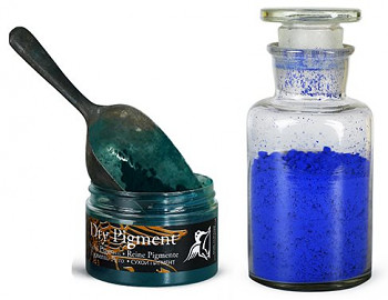 Malířské pigmenty Renesans 50g – 70 odstínů