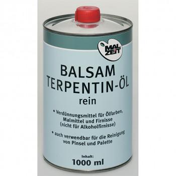 Balzámový terpentýn 1l pro olejové barvy