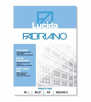 Pauzovací papír Fabriano v bloku A4 72g