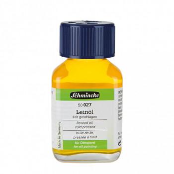 Rafinovaný lněný olej Schmincke – různé velikosti