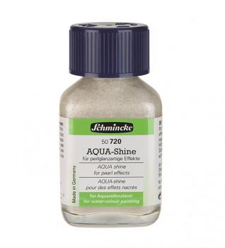 Třpytkové medium pro akvarel 60ml Aqua shine