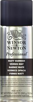 Lak pro olej a akryl WN matný 400ml ve spreji