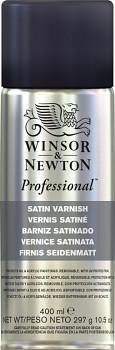 Lak pro olej a akryl WN saténový 400ml ve spreji