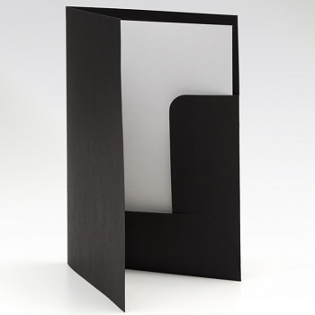 Desky na dokumenty a výkresy Ecoqua A4 – černé