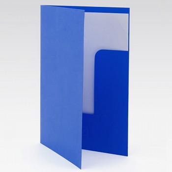 Desky na dokumenty a výkresy Ecoqua A4 – modré