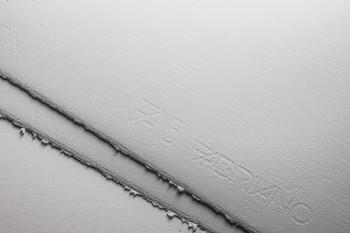 Akvarelový papír Fabriano 5 70x100cm Hot pressed 300g