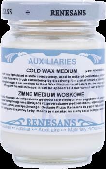 Cold wax pasta pro olejové barvy 125ml