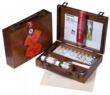 Luxusní sada olejových barev Extra 20ml v kufříku