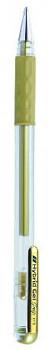Zlatý gelový fix Pentel K118