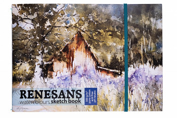Blok pro akvarel Renesans Mangani Sketchbook