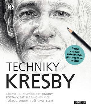 Kniha Techniky kresby