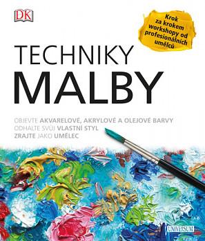 Kniha Techniky malby