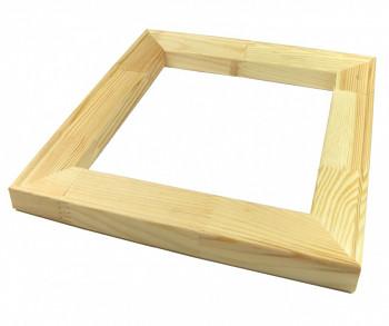 Blindrámy sestavené 3D – malé rozměry