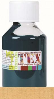 Barva na textil Tex 100ml – zlatá