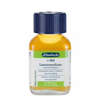 Transparentní medium Schmincke Lasur 60ml