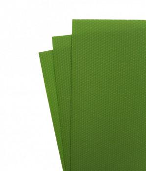Včelí vosk zelený 3 plátky 10,5x37cm