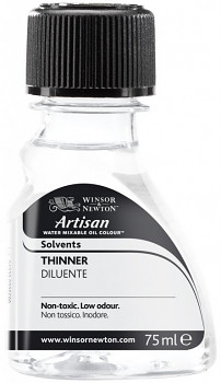 Artisan medium 75ml pro vodou ředitelné olejové barvy
