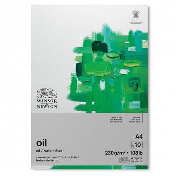 Blok pro olejové barvy Winsor Newton A4