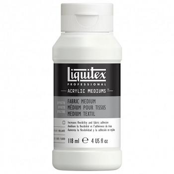 Fabric medium Liquitex 118ml pro malbu na textil