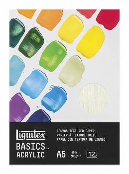 Blok pro akrylové barvy Basics A5