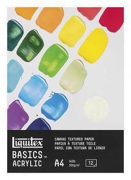 Blok pro akrylové barvy Basics A4