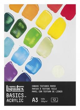 Blok pro akrylové barvy Basics A3