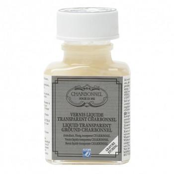 Liquid transparent ground Charbonnel 75ml