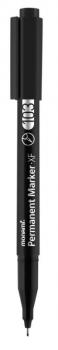 Permanentní popisovač Monami XF 103 - černý