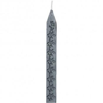 Pečetící vosk stříbrný 11cm