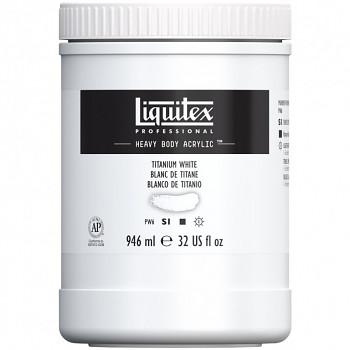 Akrylová barva Liquitex Heavy body 946ml – základní odstíny