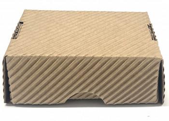 Papírová krabička na mýdlo 9x6 cm