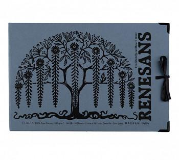 Akvarelové papíry Renesans A4 300g, 100% bavlna