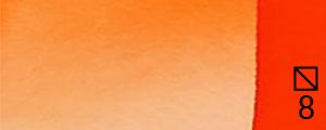 Akvarelové barvy Renesans 1,5ml – 09 Oranž kadmiová