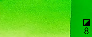 Akvarelové barvy Renesans 1,5ml – 30 Zeleň rumělka
