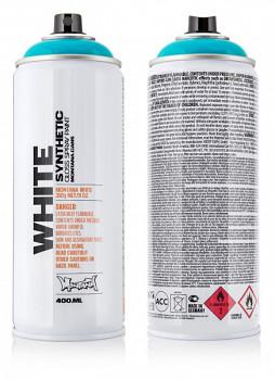Barva ve spreji Montana white 400ml – 35 barev