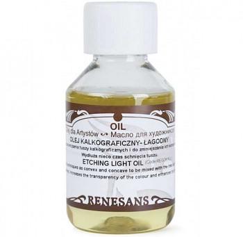 Grafický olej jemný 100ml