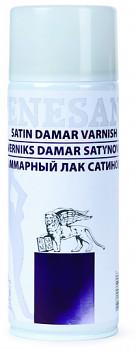 Koncový damarový lak saténový ve spreji 400ml