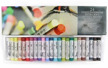Sada suchých pastelů Renesans 24ks