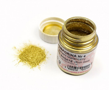 Metalický pigment Porporina – 7 barev