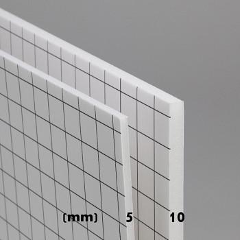 Samolepící pěnová deska 10mm 70x100cm