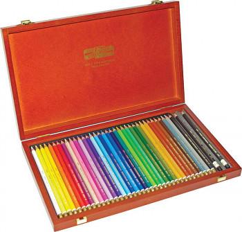 Luxusní sada pastelek Polycolor 36ks