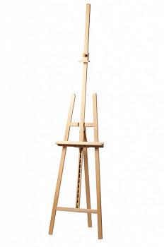 Malířský stojan ateliérový A – buk masivní
