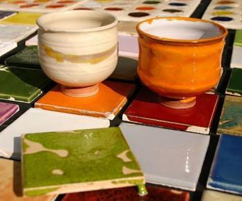 Glazura lesklá – 15 barev