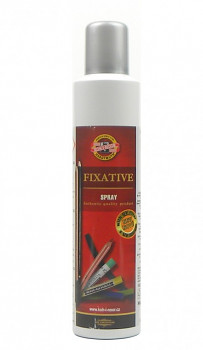 Fixativ ve spreji 300 ml