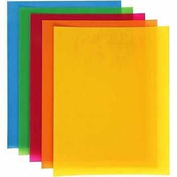 Smršťovací folie žlutá 20x30cm