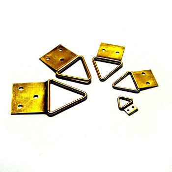 Trojuhelníkový háček 4 - 4ks