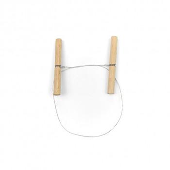 Řezací struna na hlínu