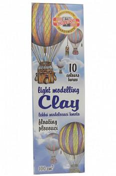Modelína plovoucí 10 barev